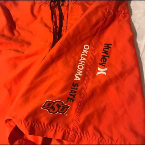 Hurley Other - Hurley Oklahoma State University Board Shorts